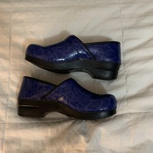 Sanita Clogs Blue